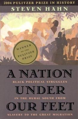 Nation Under Our Feet: Black Political Struggles in the Rural South from Slavery to the Great Migration, by Hahn 9780674017658