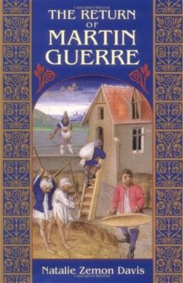 Return of Martin Guerre, by Davis 9780674766914