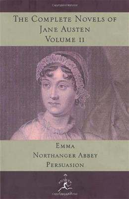 Complete Novels of Jane Austen, by Austen, Volume 2 9780679600251