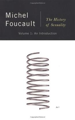 History of Sexuality, by Foucault, Volume 1: An Introduction 9780679724698