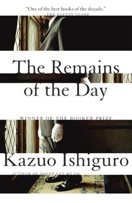 Remains of the Day, by Ishiguro 9780679731726