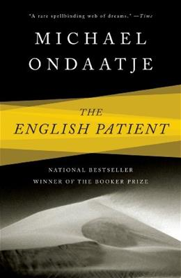 English Patient, by Ondaatje 9780679745204