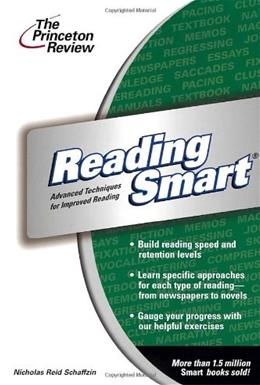 Reading Smart: Advanced Techniques for Improved Reading (Smart Guides) 9780679753612