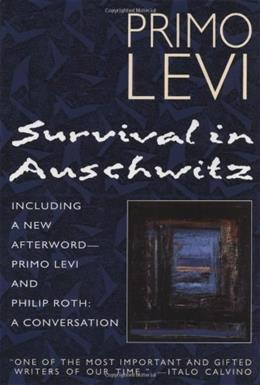 Survival In Auschwitz Reprint 9780684826806