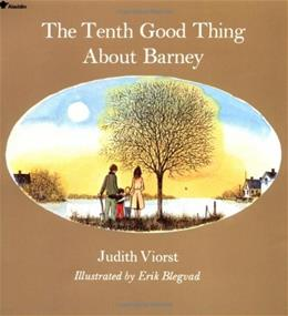 The Tenth Good Thing About Barney 1 9780689712036
