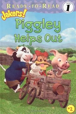 Piggley Helps Out (Jakers!) 9780689876141
