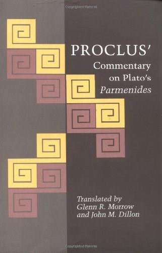 Proclus Commentary on Platos Parmenides, by Morrow 9780691020891