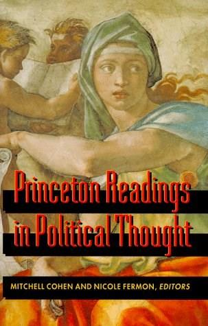 Princeton Readings in Political Thought, by Cohen 9780691036885
