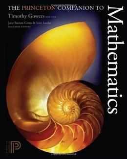 Princeton Companion to Mathematics, by Gowers 9780691118802