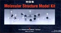 HGS Molecular Structure Model PKG 9780716748229