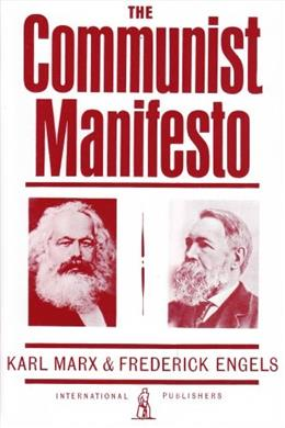 Communist Manifesto, by Marx 9780717802418