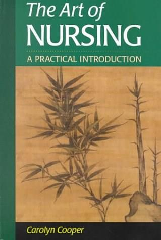 Art of Nursing: A Practical Introduction, by Cooper 9780721682167