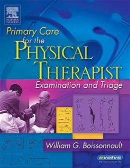 Primary Care for the Physical Therapist: Examination and Triage, 1e 9780721696591