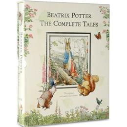 Beatrix Potter The Complete Tales, by Potter, 10th Edition 9780723258049
