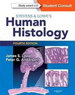 Human Histology, by Stevens, 4th Edition 9780723435020
