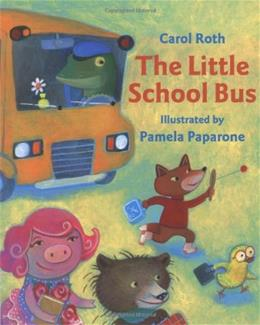 The Little School Bus 9780735819054