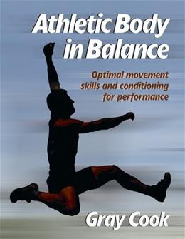 Athletic Body in Balance, by Cook 9780736042284