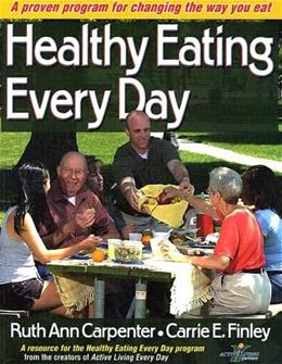 Healthy Eating Every Day, by Carpenter 9780736051866