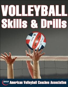 Volleyball Skills & Drills 1 9780736058629