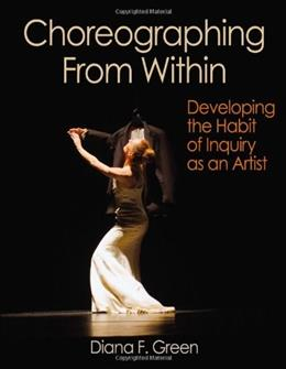 Choreographing from Within, by Green 9780736076197