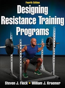 Designing Resistance Training Programs, 4E 9780736081702