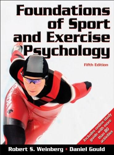 Foundations of Sport and Exercise Psychology 5 PKG 9780736083232