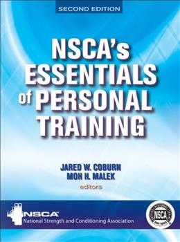 NSCAS Essentials of Personal Training - 2nd Edition 9780736084154