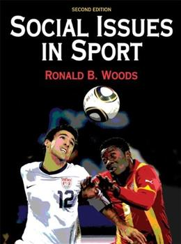 Social Issues In Sport, by Woods, 2nd Edition 9780736089821