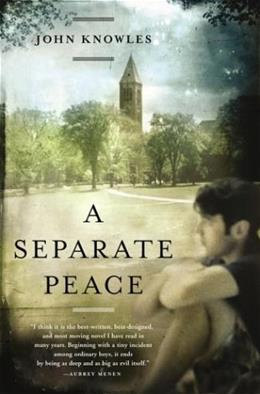 Separate Peace, by Knowles 9780743253970