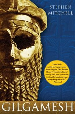 Gilgamesh: A New English Version, by Mitchell 9780743261692