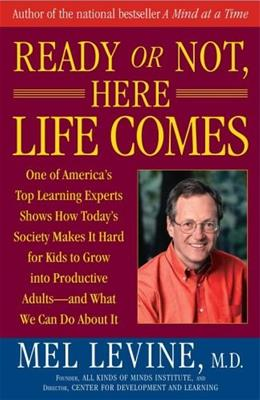Ready or Not, Here Life Comes, by Levine 9780743262255