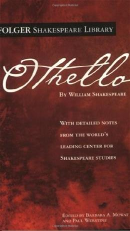 Othello, by Shakespeare 9780743477550