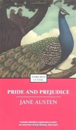 Pride and Prejudice, by Austen 9780743487597