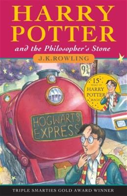Harry Potter and the Philosophers Stone, by Rowling 9780747532699