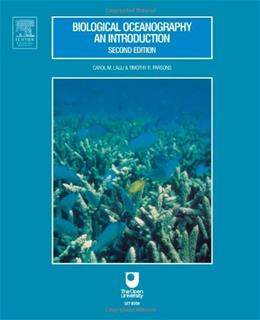Biological Oceanography: An Introduction, by Lalli, 2nd Edition 9780750633840