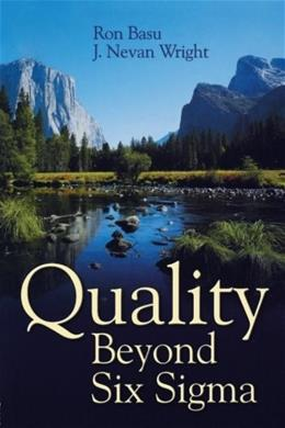 Quality Beyond 6 Sigma, by Basu 9780750655613