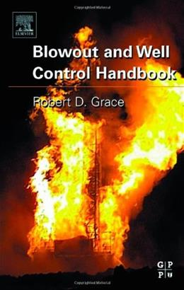 Blowout and Well Control Handbook, by Grace 9780750677080