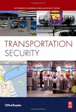 Transportation Security, by Bragdon 9780750685498