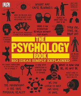 Psychology Book, by DK Publishing 9780756689704
