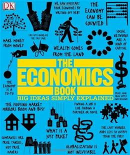 Economics Book, by DK Publishing 9780756698270