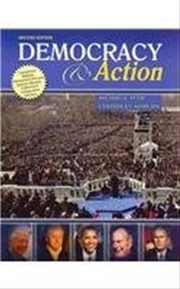 Democracy and Action, by Petri, 2nd Edition 9780757565090