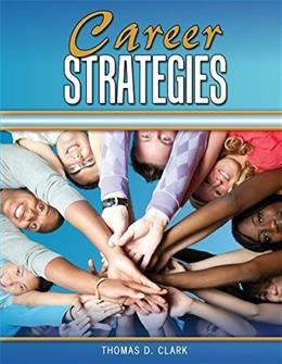 Career Strategies, by Clark 9780757579875