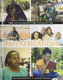 Development of Thought in Pan Africanism, by Ramose, 2nd Edition 9780757587535