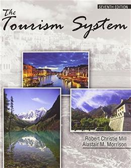 The Tourism System 2 9780757599767