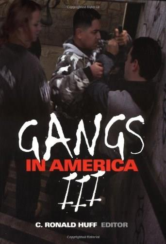 Gangs in America 3, by Huff, 3rd Edition 9780761924241
