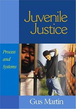 Juvenile Justice: Process and Systems, by Martin 9780761930822