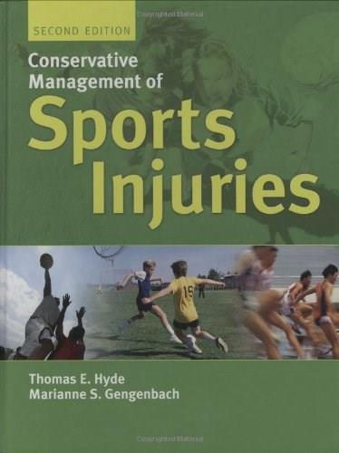 Conservative Management of Sports Injuries, by Hyde, 2nd Edition 9780763732523