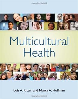 Multicultural Health, by Ritter 9780763757427
