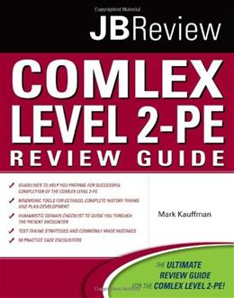 COMLEX Level 2-PE Review Guide, by Kauffman 9780763776541