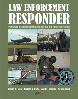 Law Enforcement Responder, by Stair 9780763781491